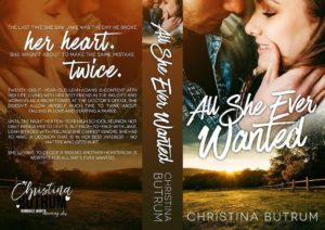 All she ever wanted, christina butrum, book review, contemporary cween