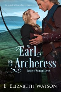 An Earl for the Archeress by E. Elizabeth Watson contemporarycween
