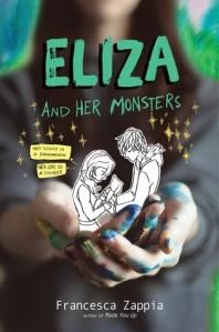eliza and her monsters francesca zappia contemporarycween