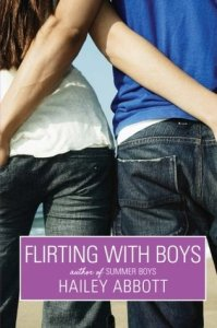 flirting with boys hailey abbott contemporarycween